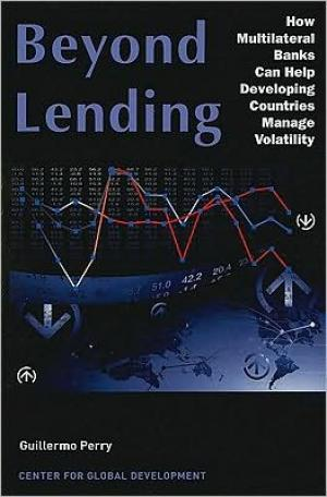 Beyond Lending: How Multilateral Banks Can Help Developing Countries Manage Volatility   Guillermo Perry   Hardcover