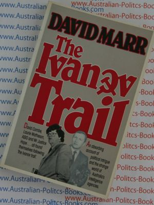 The Ivanov Trail by David Marr -USED