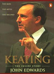 Keating - The Inside Story - John Edwards