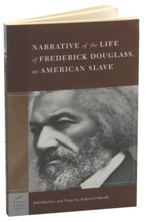 Narrative Of The Life Of Frederick Douglass: An American Slave   Frederick Douglass    Paperback