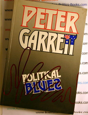 Political Blues - Peter Garrett