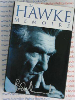 The Hawke Memoirs - Bob Hawke - USED