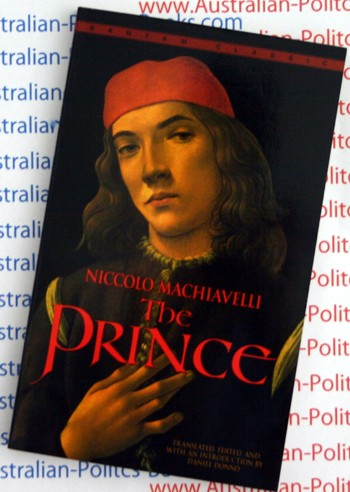 Did Machiavelli write