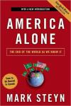 America Alone: The End of the World As We Know It   Mark Steyn   Paperback