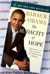 The Audacity of Hope - Barack Obama  - NEW