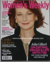 Julia Gillard featured in Australian Womens Weekly Magazine