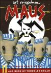 Maus a Survivors Tale: And Here My Troubles Begin   Art Spiegelman   Paperback
