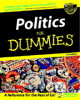 Politics for Dummies   Ann Delaney   Paperback