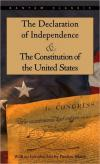 The Declaration of Independence and the Constitution of the United States    Paperback