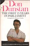 Don Dunstan the first 25 years in Parliament